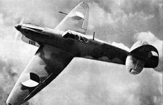 Avia - a monoplane fighter aircraft. It was the production version of the Avia developed shortly before WW II, based on the prototype but featuring a new all-metal wing. Fighter Aircraft, Fighter Jets, Metal Wings, Airplane Design, Air Festival, Vintage Airplanes, Air Show, Plastic Models, World War Two