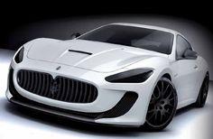 Maserati - Questa vettura è così sexy, posso parlare italiano! Ancora una volta gli italiani creare arte su ruote. Magnifico!