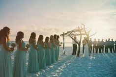 Imagens casamento na praia   #02