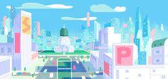 Resultado de imagen para ciudades de  cartoon network