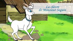 La chèvre de Monsieur Seguin - Les contes de notre enfance HD Stories For Kids, Great Stories, Alphonse Daudet, Daily Five, Film D, Call Of The Wild, Animation, Childhood Memories, Videos
