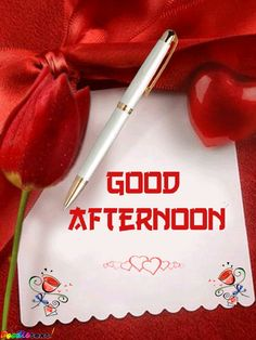 Good Afternoon sister and all,enjoy your afternoon xxx❤❤❤💌