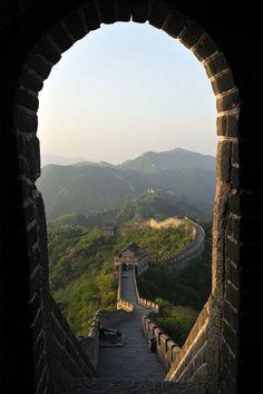 Gran Muralla, China 7maravillasmodernas