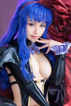 Sheryl Nome (Macross Frontier)  OMG Super Cute...Love IT!