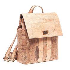Kork Rucksack «Montado» – Montado Kork Produkte online kaufen Burlap, Reusable Tote Bags, Fashion, Pocket Wallet, Environmentalism, Natural Colors, Sustainability, Handmade, Products