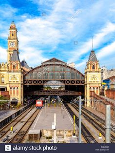 Luz Station (estacao Da Luz) In Sao Paulo , Brazil Stock Photo, Royalty Free Image: 115422749 - Alamy