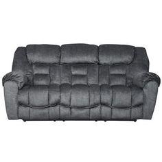 Capehorn Reclining Sofa Gray Power Reclining Loveseat, Gray Sofa, Power Recliners, Love Seat, Grey, Furniture, Gray, Grey Sofa Set, Power Recliner Chairs