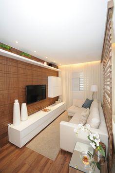 Sala de TV empreendimento Way Penha - 3 dormitórios / Way Penha TV Room - 3 bedrooms