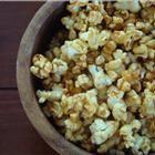 Microwave Caramel Popcorn - I am nuking this as I type...