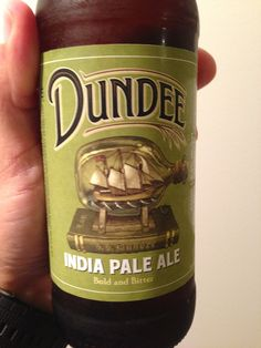 Dundee India Pale Ale beer