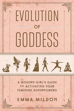 It's time. The shift, expansion, evolution to feminine. Ready, set, Goddess. #Goddess #EmmaMildon #womenwhorunwiththewolves #mythology #feminist #femme
