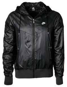 Nike Windrunner Jacket Black / Black
