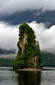 Eddystone Rock Alaska US | David Schroeder Say Yes To Adventure