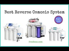 Reviews of the 5 Best Reverse Osmosis System, Plus the 2 Worst to Avoid: If you think you need to spend thousands on the best reverse osmosis system, you may be surprised to find that isn't the case in 2019. However, with the varieties of ro systems available, and other drinking water filtration systems to sift through, it can be overwhelming to choose the right one ...