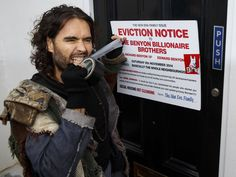 First victory for Russell Brand's 'revolution' as Tory MP's New Era Estate company pulls out of Hoxton development