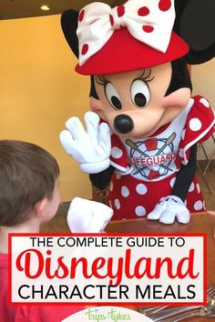 Considering a character meal at Disneyland? Pick the right restaurant for your character dining experience with this complete guide. Menu choices, characters in appearance, plus lots of tips and tricks. Disneyland Restaurants, Disneyland Food, Disneyland Vacation, Disney Vacation Planning, Disneyland California, Tokyo Disneyland, Disney Vacations, Disney Trips, Family Vacations