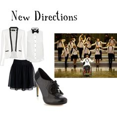 """""""New Directions"""" by ashley-nicole-parris on Polyvore"""
