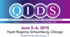 The countdown to the Quintessence Interdisciplinary Dental Symposium has begun. Be sure to use the hashtag ‪#‎QIDS2015‬ when you post your pictures and updates.