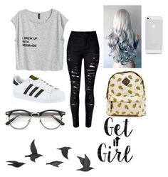 """✖️✖️"" by isabellmurillo on Polyvore featuring adidas and Jayson Home"