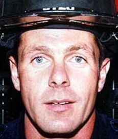 William R. Johnston(31)- FDNY @ the #WTC.    Picture from  http://longisland.newsday.com/911-anniversary/victims/William-Johnston  #911 #september11th #project 2996