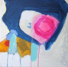 "Saatchi Art Artist: Claire Desjardins; Acrylic 2012 Painting ""Way Up High"""