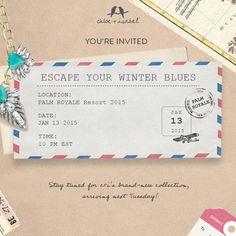 Here's your invitation! Click thru!