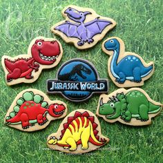 cookies jurassic world - Buscar con Google