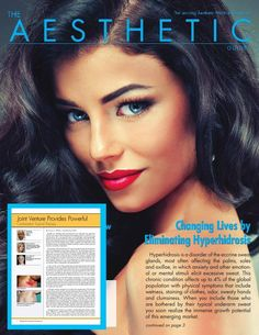 The NEW POWER COUPLE IN SKIN CARE from Biopelle & Dermapen. The July/August issue of The Aesthetic Guide features an in-depth article on this exciting new Joint Venture! Click the link to read more starting from page 14 to 17…http://bit.ly/1A8sV68