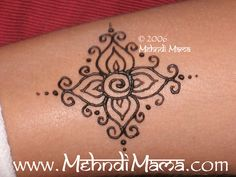 The gallery for --> Easy Henna Designs For Beginners Ankle                                                                                                                                                                                 More