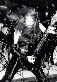 -Tom G. Warrior, From Celtic Frost, (Hellhammer)