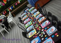 Amazing Mario party!