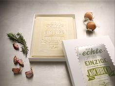 Un libro che si mangia: la ricetta delle lasagne e` scritta sulle pagine di pasta!