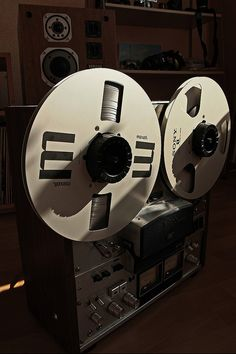 """""""Sony - TC 755 ,Vintage Audiophile Reel To Reel Tape Recorder"""" !... http://about.me/Samissomar"""