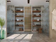 Ванная комната в стиле спа Чтобы расслабить тело, мысли, #ваннаякомната в стиле #спа – отличный выход. Она станет тем самым средством, которое подарит силы и #радость. Создавая подобный интерьер, стоит помнить о минимализме, необходимости применения натуральных материалов, которые создадут особый #уют, как это показано на фото. Выбрать сауну: http://santehnika-tut.ru/sauny/ Выбрать бассейн: http://santehnika-tut.ru/bassejny/ Выбрать ванну: http://santehnika-tut.ru/vanny/