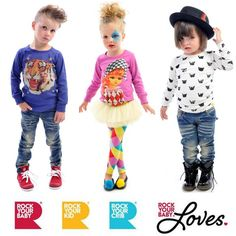 Rock Your Baby – Funky Australian Kids Label for Prematurely Hip – FW14 Collection - Thanks to Boys Be Cool for this great write up!