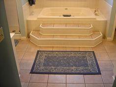 Bathroom Tiles Around Tub tile around bathtub ideas | 18 photos of the bathroom tub tile