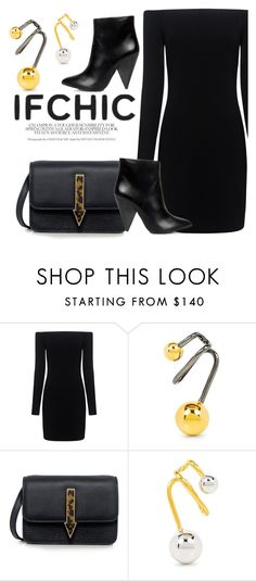 """""""Holiday Wardrobe Essentials"""" by selmir ❤ liked on Polyvore featuring TIBI, Maria Black, Karen Walker, IRO, ifchic, worldwideshipping and holidayswithifchic"""