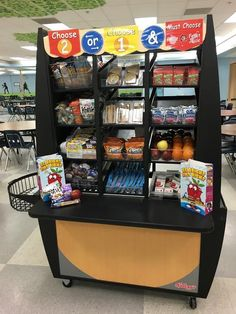 Rockwood South Second Chance Breakfast Cart