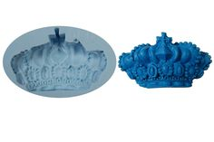 OK-Molds Silicone crown cake decorating fondant gumpaste supply M4889 ** Trust me, this is great! : baking essentials