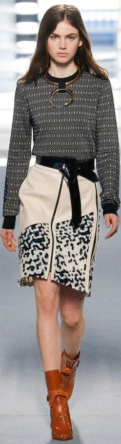 Louis Vuitton - Fall 2014 Ready-to-Wear