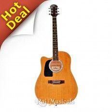 Aria Acoustic Guitar AWN 15 CL Natural