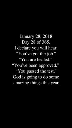 2018 inspiration!!