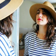 Hat | Ray In Stripes