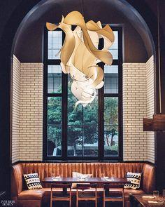 Simeone Deary Transforms Erstwhile Fire Station Into the Detroit Foundation Hotel #restaurant #bar #design #interiordesign #architecture #hotel