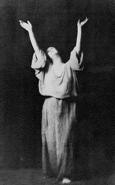Isadora, how i love thee.