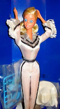 1980 Western Barbie - Had this one too!