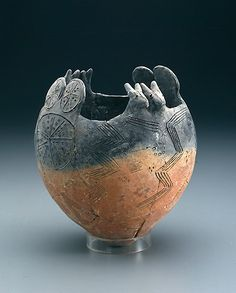 Early Bronze Age (2300 to 1850 BC) Vounous, Cyprus