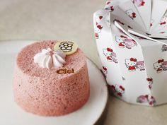 angel cake Sakura, Hello Kitty