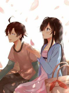 Oregairu's Hachiman and Yukino