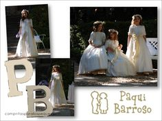 Paqui Barroso, moda infantil, blog moda infantil, comunion Paqui Barroso, Día Mágico, Fimi Valencia